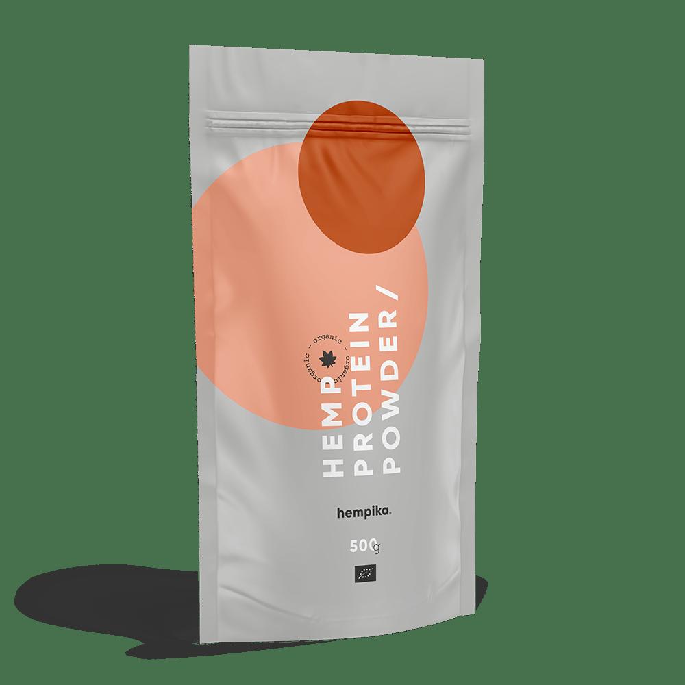 Hempika Hemp Protein Powder 500g Front