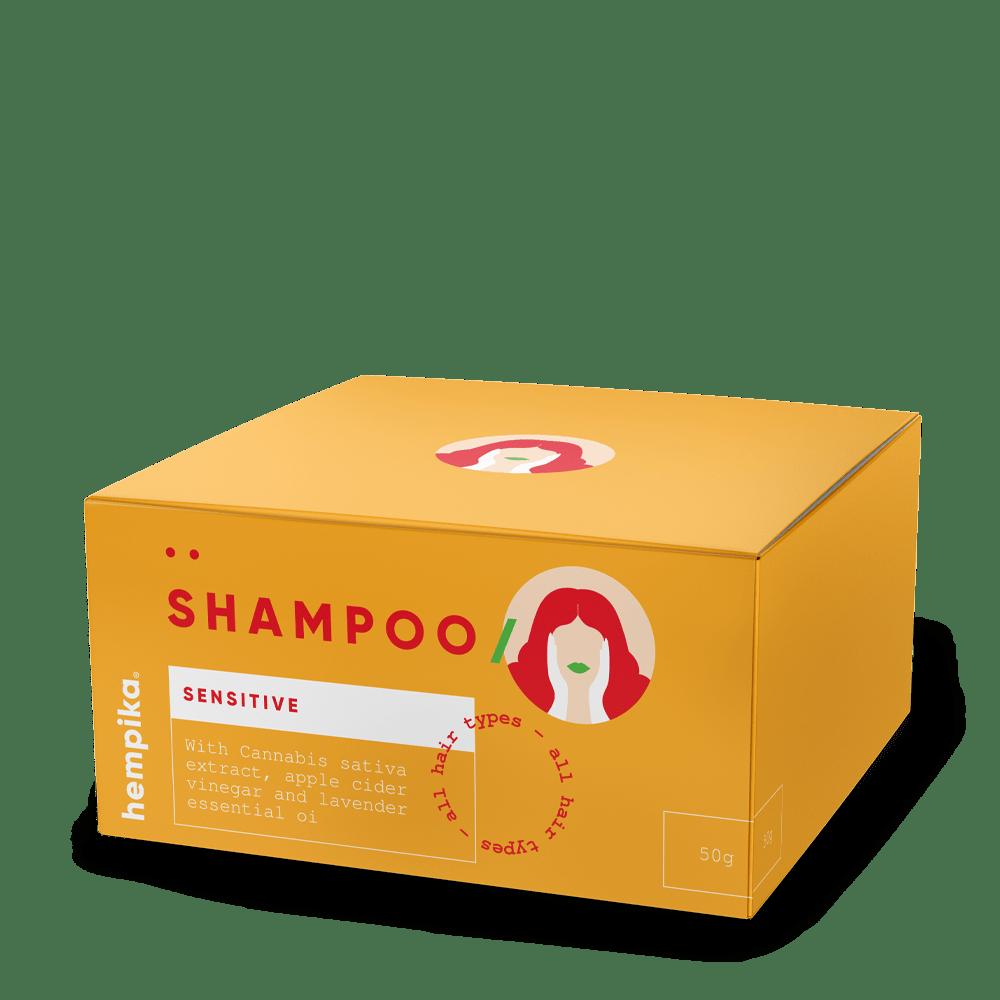 Hempika Shampoo Bar 50g